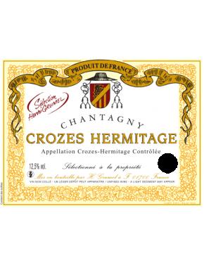 Crozes Hermitage - Chantagny - AOP - 2018