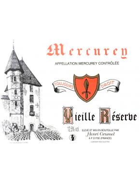 Mercurey - Vieille Réserve - AOP - 2014