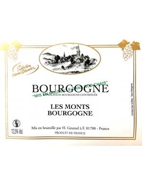 Bourgogne - Les Monts - AOP