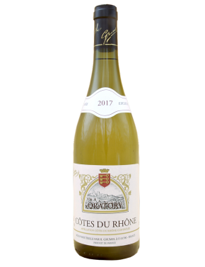 Côtes du Rhône - Oratory - AOP - 2017
